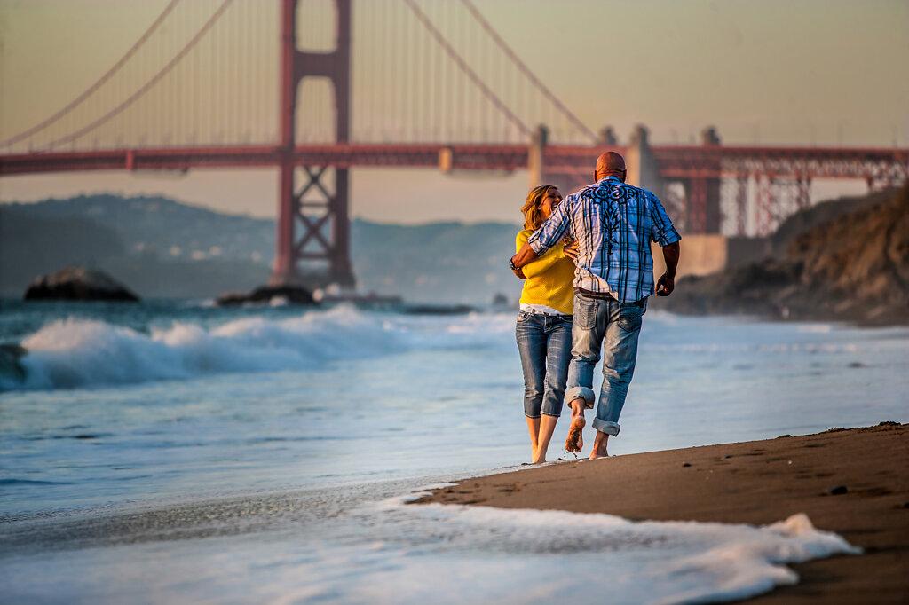 San Francisco Engagement Pictures