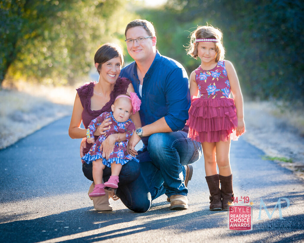 Family Pictures Roseville CA