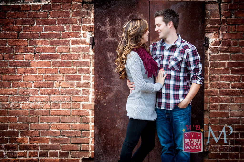 Engagement pictures in Auburn CA