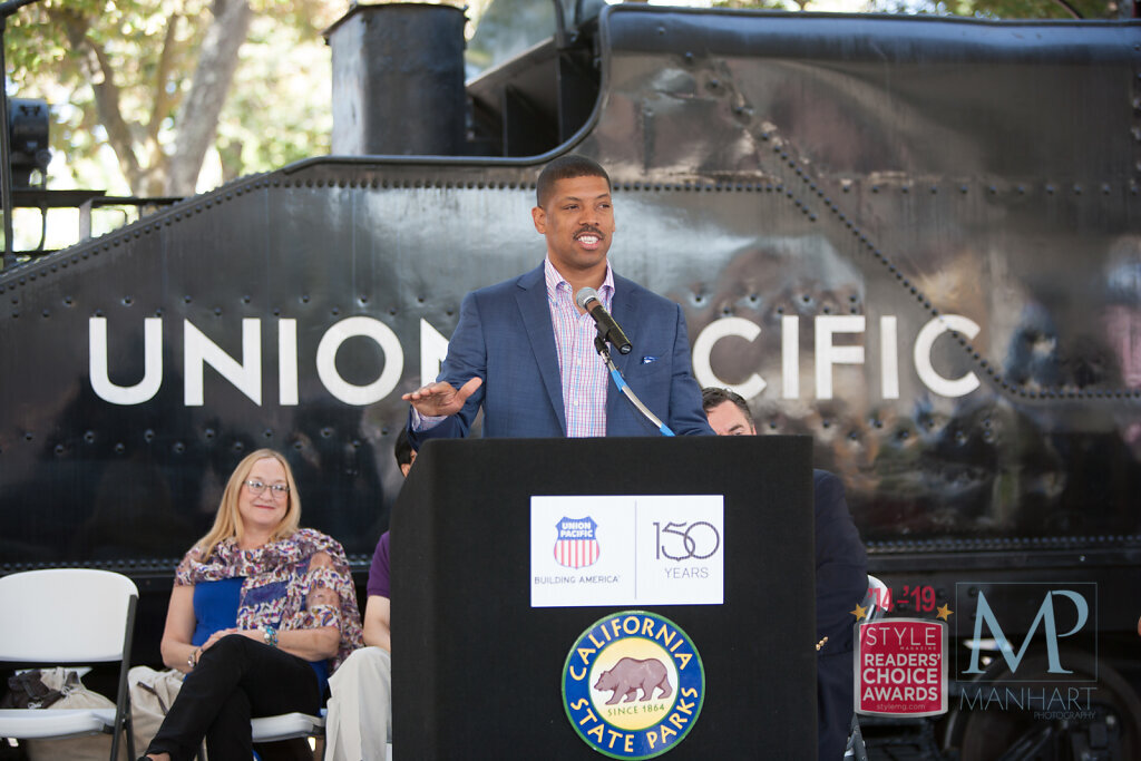 Kevin Johnson (At Union Pacific)